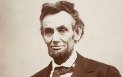 De laatste jaren van Abraham Lincoln
