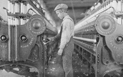 De industriële revolutie en de internet revolutie