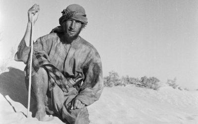 Wilfred Thesiger en de Arabische Woestijn